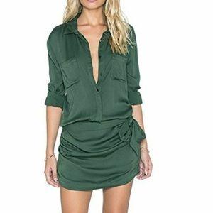 Silky Dress/Romper